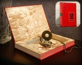 Hollow Book Safe - The Prince and the Pauper - Secret Book Safe
