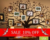 Sale - Wall Decals Kids Wall Decals Nursery Family Tree Decals for Home and Baby Nursery