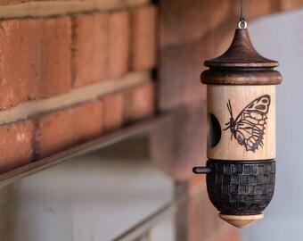 Butterfly Design Hummingbird House