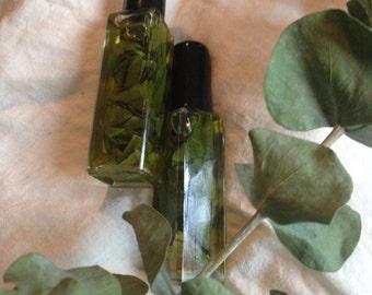 Eucalyptus Massage Oil