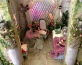 Prototype for Sarah, Princess Rose Retreat 1:24 Vignette