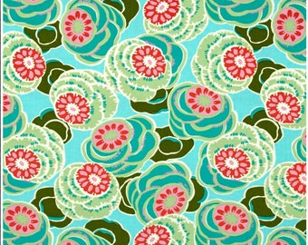 Designer Ironing Board Cover -Amy Butler Dream Weaver Clouded Floral Seaglass