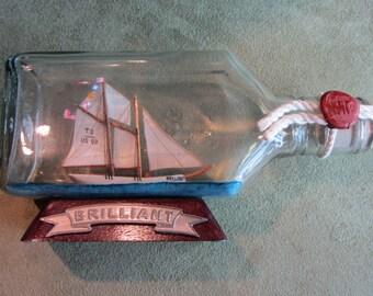 Ship in a Bottle Brilliant