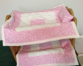 Oak Doll Bunkbed for 18 inch doll or American Girl Doll