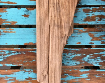 Reclaimed Driftwood Wall Art Home Decor, Driftwood Supplies, Nautical Beach Coastal Cottage Decoation
