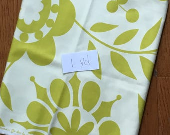 Kumari Garden quilt fabric by Dena FreeSpirit 1 yard
