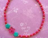 Cinderella and Elena necklaces and bracelets