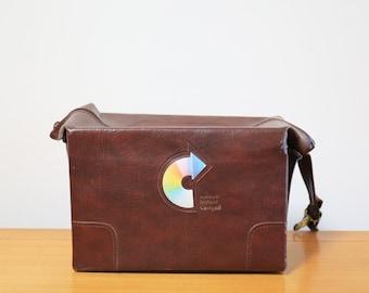 Kodak Polaroid Brown Camera Bag with Strap