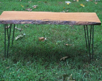 Oak Bench or Small Coffee Table
