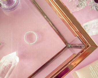 Midi rings, knuckle rings, thin dainty rings, skinny sterling ring, tiny sterling ring, silver midi ring, stackable ring, stacker ring