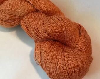 LUSH II Lace yarn Baby alpaca silk, Compassion