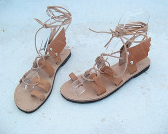 WHOLESALE Kids Sandals/Childrens winged Gladiators/ Greek sandals