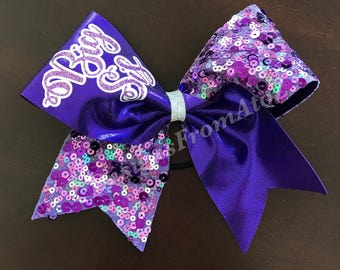 Big Sis Cheer Bow