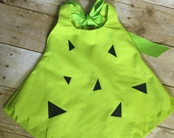 Pebbles costume dress top