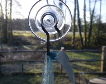Suction Cup - Superior made in USA - window hanging Glass Light Catchers / Sun Catchers / Panels – weight up to 450 g / 1 lb