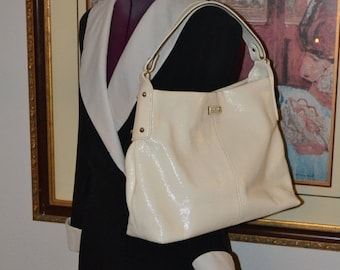 Spring Clearence Kate Spade ~Kate Spade Bag~ Patent Leather Bag~ Satchel~ USA Made~New York City