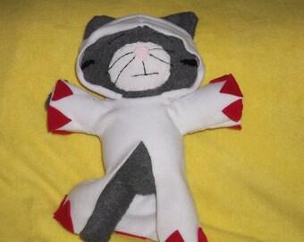 FF month Spaz white mage mascot