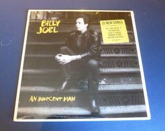 Billy Joel An Innocent Man Vinyl Record QC 38837 Columbia Records 1983