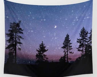 Twilight Forest Tapestry