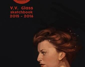 Anadapta Art '15 Sketchbook - PDF version