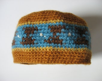 lopi wool hat medium