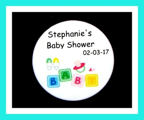 Baby Shower Favors,Personalized Buttons,Favor Tags,Its a girl,Its a Boy,Party Favors,Birthday Party Favors,Personalized Favors,Set of 10