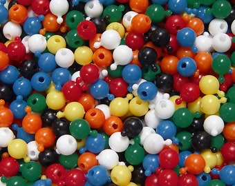 Multi Colors Pop Snap Beads 12mm, 1gross/144pc