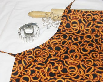 Onion Rings Youth Size Apron