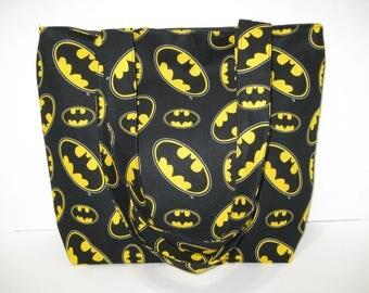 Batman Super Hero Medium Size Tote