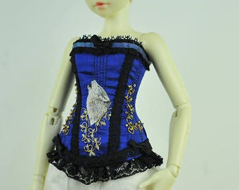 The Moonlight Song Art Line BJD Corset for Fairyland Minifee MSD BJD