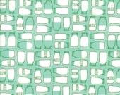 Farm Fun Milk Bottles in Pond, Stacy Iest Hsu, 100% Cotton Fabric, Moda Fabrics, 20534 17