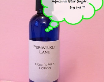 Aquolina Blue Sugar type Goat's milk lotion