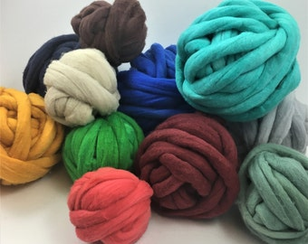 Chunky Merino Yarn, Chunky Yarn, Merino yarn, Super Chunky wool, Super Bulky Yarn, Giant Yarn, Bulky Yarn, Arm Knitting, thick yarn