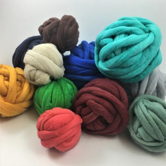 Chunky Merino Yarn, Chunky Yarn, Merino yarn, Super Chunky wool, Super Bulky Yarn, Giant Yarn, Bulky Yarn, Arm Knitting, thick yarn