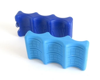 Igloo Ice 9713 Blue Ice Pack, Gott Can Cooler 1056 Lunch Tote 6 Pack Insert