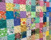 Mother's Day Quilts, Mother's Day Gift, Traditional Patchwork Quilts, Gifts for Mom