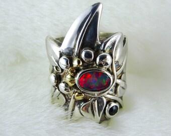 Light Mystery Ring