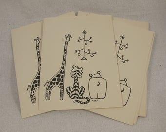 Misko Holiday Cards