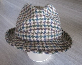 Brooks Brother's Wool Tweed Fisherman's Hat – 1990's