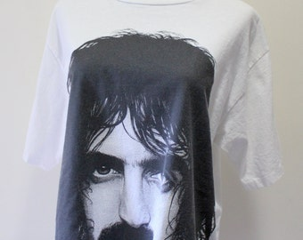 Vintage 1994 Frank Zappa XL T Shirt