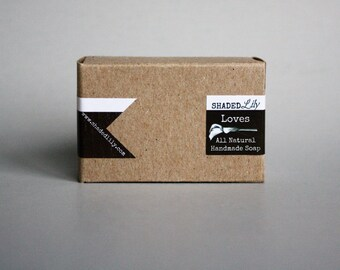 Eco friendly biodegradable chemical free soap, coffee exfoliating soap