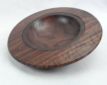 Wood Bowl - Black Walnut, 547