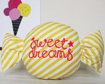 Sweet Dreams Sweetie Cushion