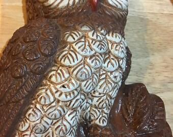 Vintage Owl pair