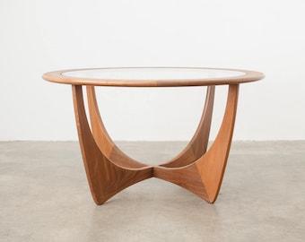 Mid Century Round G-Plan Coffee Table