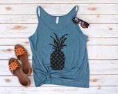 Pineapple Tank, Pineapple