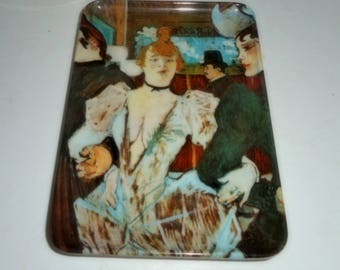 Small Trays, Dresser Trays, Desk Trays, Art Plates, French Art