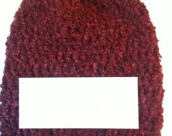 Blended-Colored, Extra Large Slouch Hat