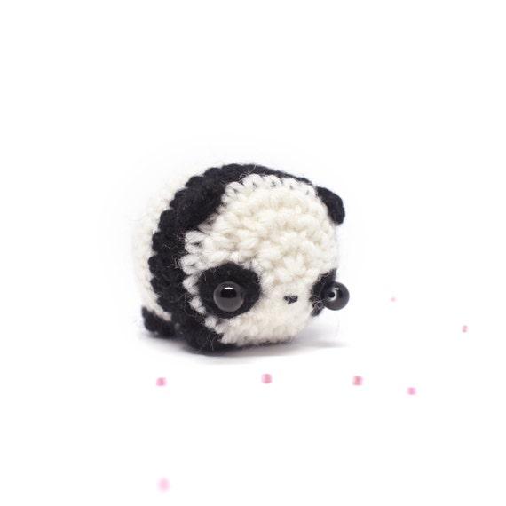 Kawaii Panda Amigurumi : crochet panda amigurumi kawaii panda bear plush