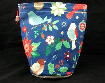 R/M Project bag 601 Christmas Birds